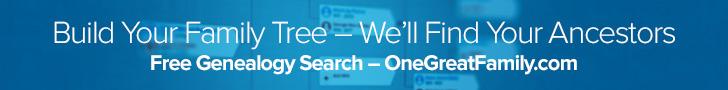 Free Genealogy Search