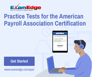 Exam Edge Home page
