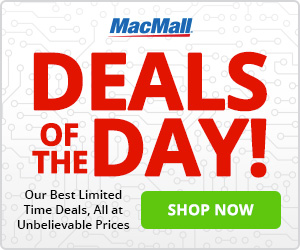 Closeout Blowouts on Apple Products at MacMall