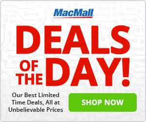MacMall Apple Closeout Blowouts