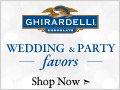 Ghirardelli Chocolate Wedding & Party Favors