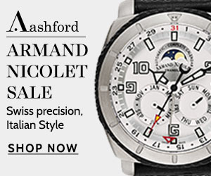 Ashford Promo Code Up to 81% Off Armand Nicolet Watches