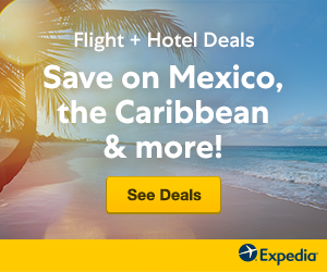 Flight + Hotel Deals: Save on Mexico, the Caribbean & more!