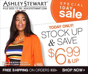 Ashley Stewart Banner
