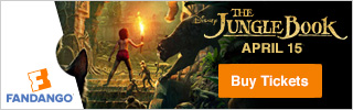 The Jungle Book Movie Tickets