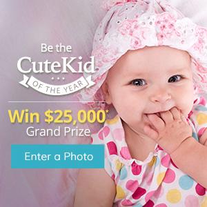 Do you have a CuteKid! Enter Today!