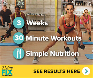 21 Day Fix EXTREME - Extreme Fitness. Simple Eating. Serious Results.