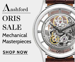 Ashford Promo Code Up to 60% Off Oris Watches
