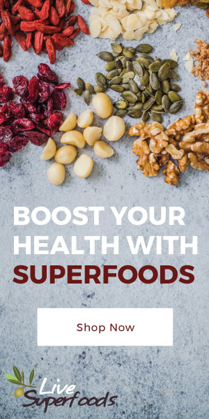 Boost your health with superfoods - Shop now at Live Superfoods