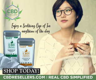 CBD Hand Sanitizers comes in two Different CBD Strengths