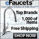 Get Your Next Faucet at eFaucets Today!