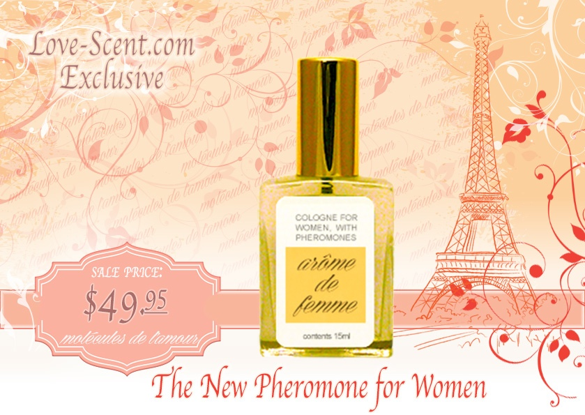 Exclusive Arome De Femme NOW ONLY: $49.95