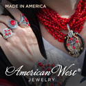 American West Jewelry designer jewelry collections, made in America