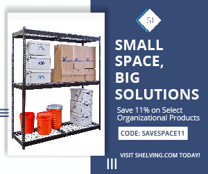 300x250 Shelving That Stacks Coupon - Ends Sept. 1st
