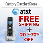 Free Shipping on At&t Products - FactoryOutletStore.com