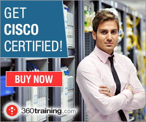 Get Cisco Certified