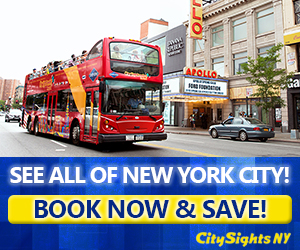 See All of New York City. Book Now & Save.