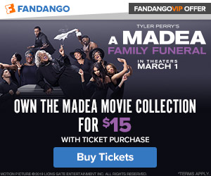 Fandango Offer: A Madea Family Funeral
