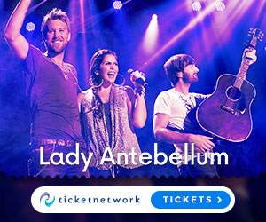 Lady Antebellum Tickets