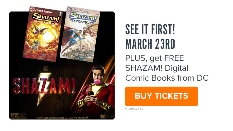 750x422 Fandango Early Access - Shazam!