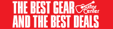 The Best Gear and the Best Deals- GuitarCenter.com