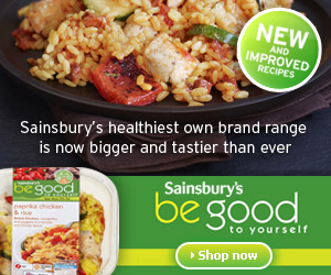 Sainsbury's Be Good To Yourself Range