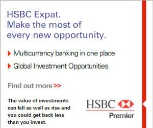 HSBC Expat
