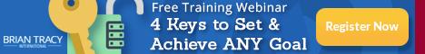 468x60 Power of Personal Achievement - FREE Webinar