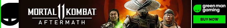 Buy Mortal Kombat 11: Aftermath for PC at Green Man Gaming