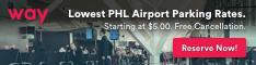 Cheap PHL airport Parking
