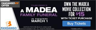 320x100 Fandango Offer: A Madea Family Funeral