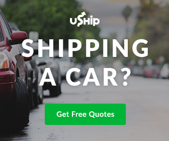 Free Shipping for Vehicles