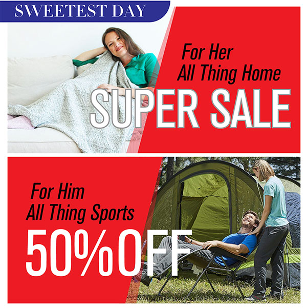 Sweetest Day Promotion