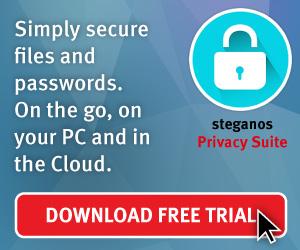 Nouvelle Version de Steganos Privacy Suite