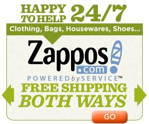 zappos coupon 2013