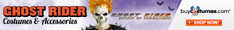 Ghost Rider Costumes & Accessories
