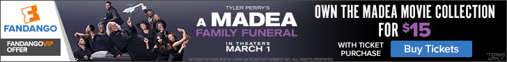 928x90 Fandango Offer: A Madea Family Funeral