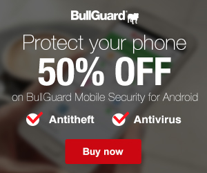 Protect your Android phone - Bullguard