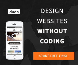 Image for DudaPro - Design sites without coding