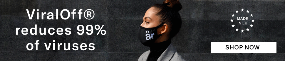 Ar face mask coupons for better protection with fashion