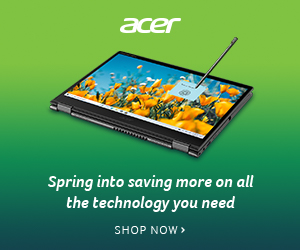 Shop now with Acer.