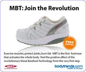 MBT Footwear :: Join the Revolution