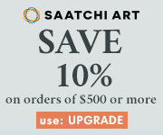 Give a unique art gift from Saatchi Art!