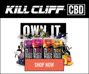 Kill Cliff CBD Products