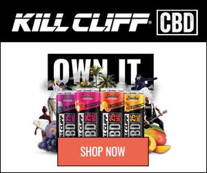 Kill Cliff CBD Products