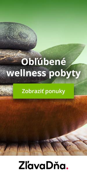 Wellness pobyty zlavadna.sk