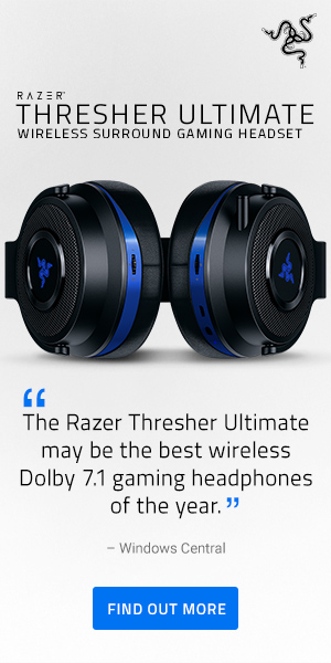 Razer Thresher Ultimate - The Best Console Gaming Headset