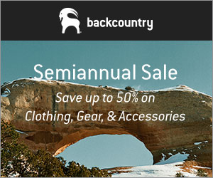 50% Off Clothing, Gear, & Accessories at the Semiannual Sale