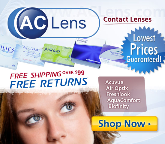 AC Lens - Order Contact Lenses Online