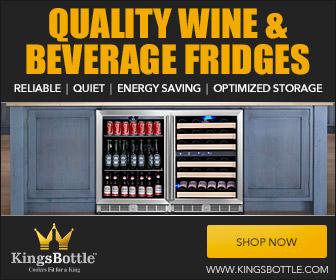 KingsBottle Wine & Beverage Fridges
